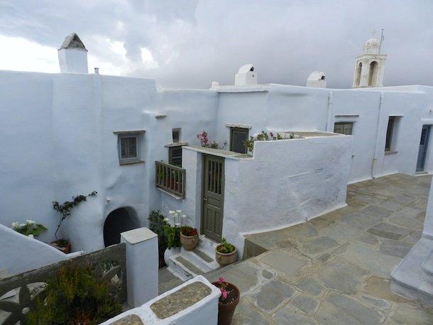 Couvent de Kechrovouni, Tinos, Cyclades