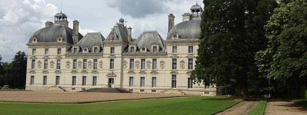 Les châteaux de la Loire avec des enfants: Cheverny