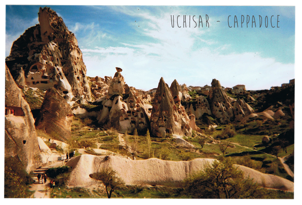 Une photo de Cappadoce prise à l'appareil jetable, Turquie © J'aime le monde