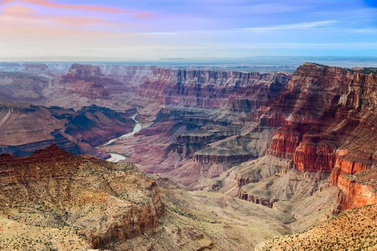 Grand Canyon, États-Unis salt lake city