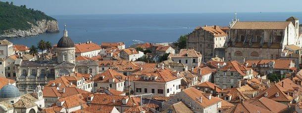 Je suis tombé sous le charme de Dubrovnik