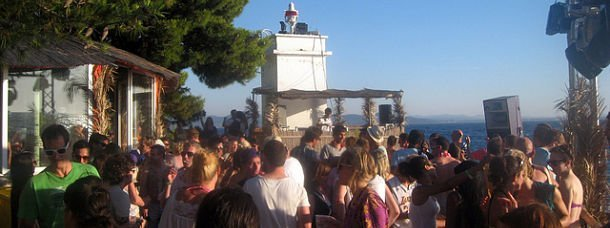 Fin d'été electro en Croatie