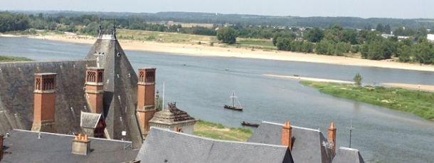 Les châteaux de la Loire avec des enfants: Amboise