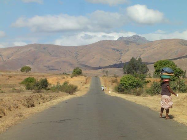 route N7 Madagascar