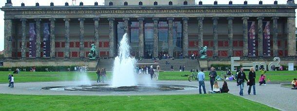 Faites le plein d'art à Berlin