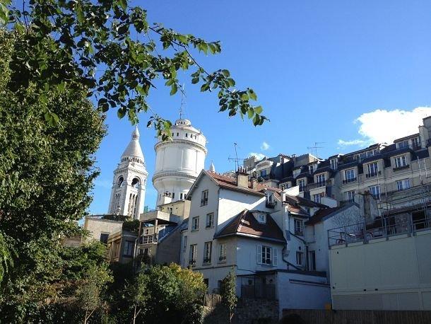 Le réservoir de Montmartre