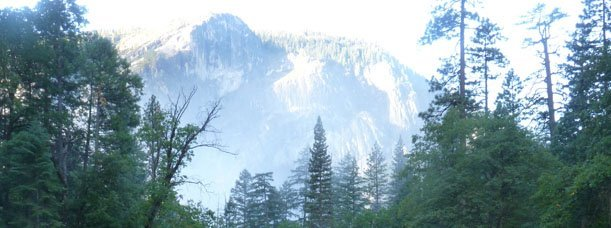 Le parc du Yosemite en Californie