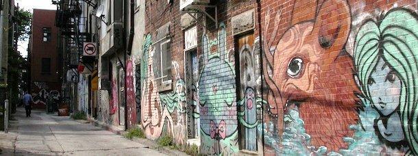 Montréal, ville créative et communautaire