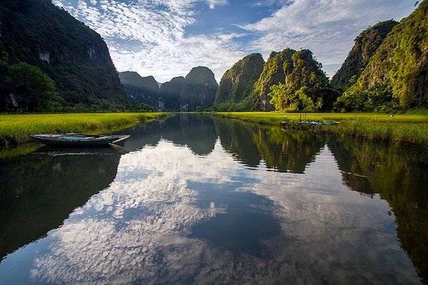 La province de Ninh Binh. photo credit: V-A-K via photopin cc