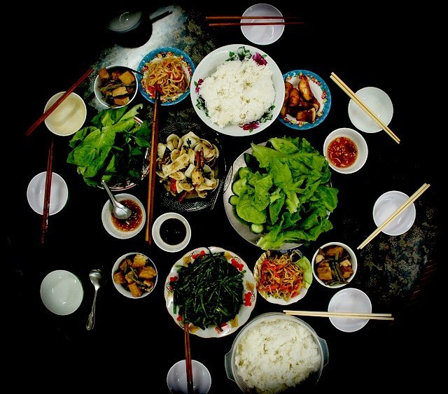 Bouquet de saveurs vietnamiennes. photo credit: toehk via photopin cc