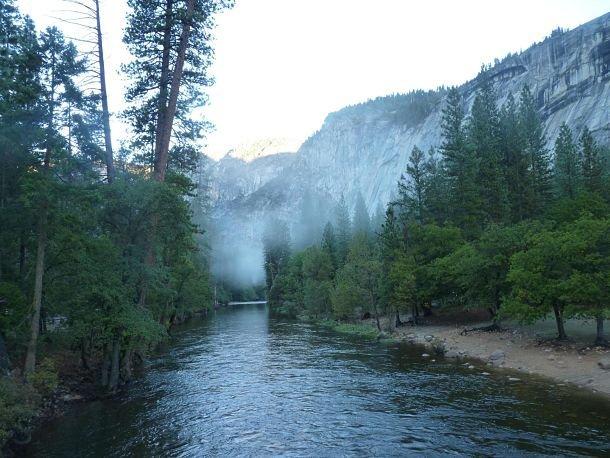 La Merced River
