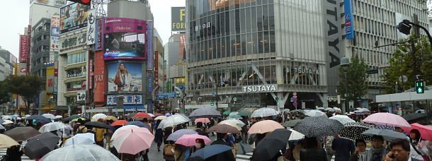 Tokyo: mon coup de cœur pour Shibuya