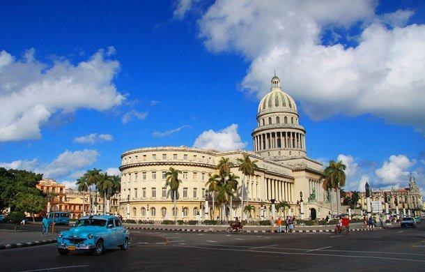 Cuba, île Caraïbes