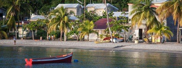 Martinique, cap sur les plages du Sud