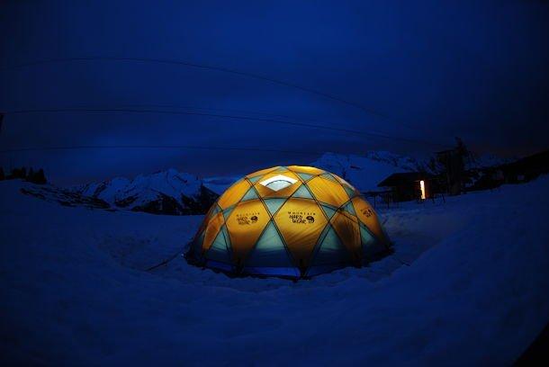 La Clusaz, Dôme de l'Etoile des Neiges alpes