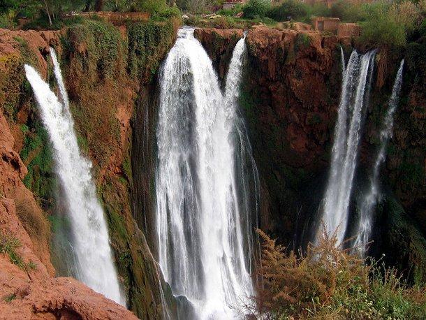 cascade-ouzoud maroc