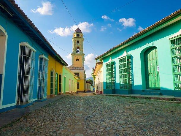 La superbe ville coloniale de Trinidad à Cuba ©Shutterstock/Kamira