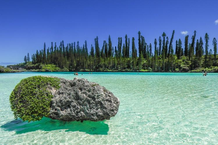Iles des pins, Nouvelle-Calédonie