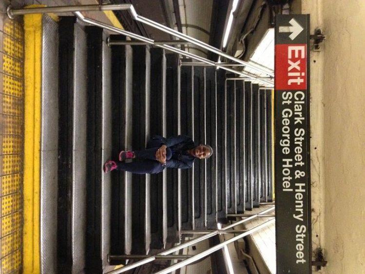 Viviane de We Love New York