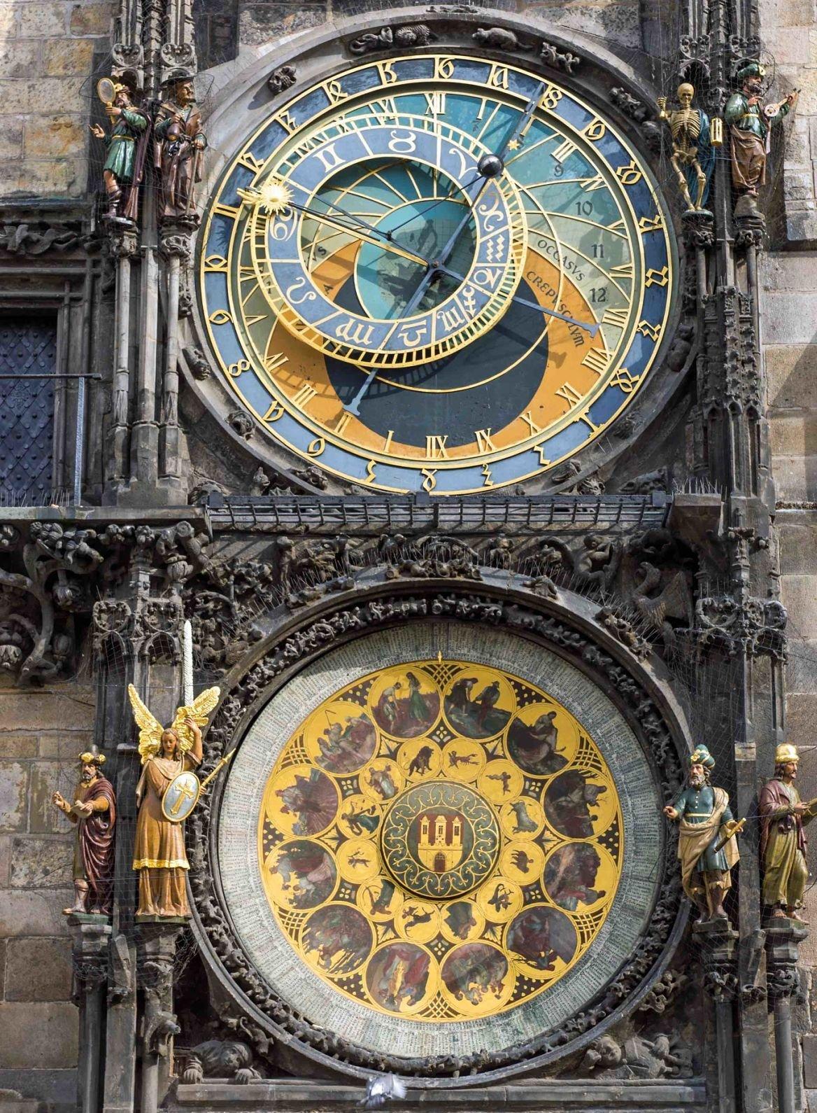 L'horloge astronomique ©Bildagentur Zoonar GmbH/Shutterstock