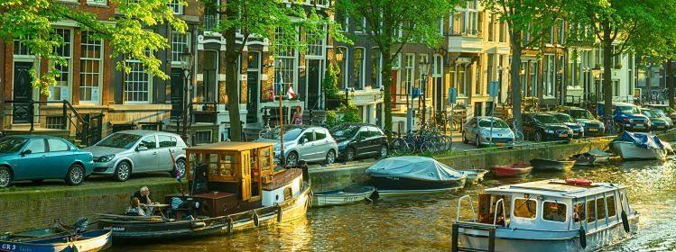Fêtez le printemps à Amsterdam !