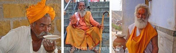 Indiens du Rajasthan