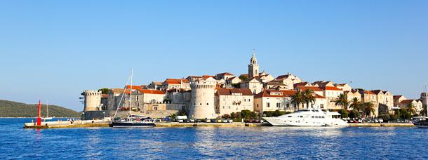 Quelle île choisir en Croatie ?