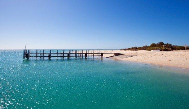 Monkey mia, l'une des plus belles plages en Australie