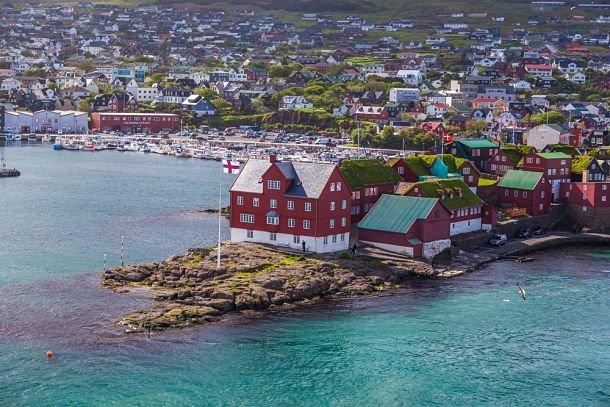 Torshvan, îles féroé - crédit : Alex Lauer - Shutterstock