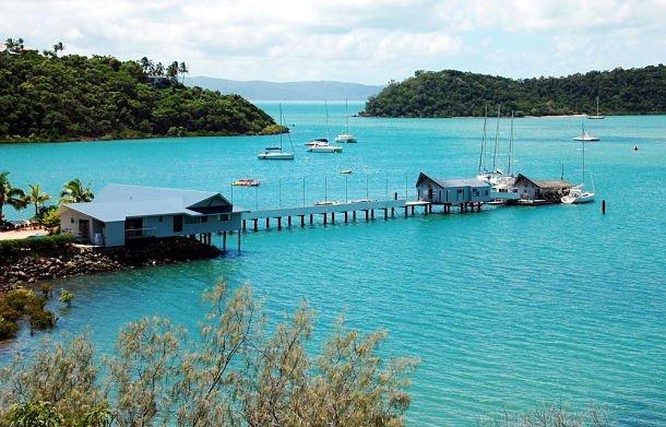 Shute Harbour, Queensland ©MagSpace - Shutterstock
