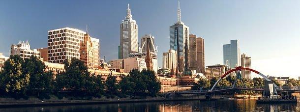 Balade à Melbourne