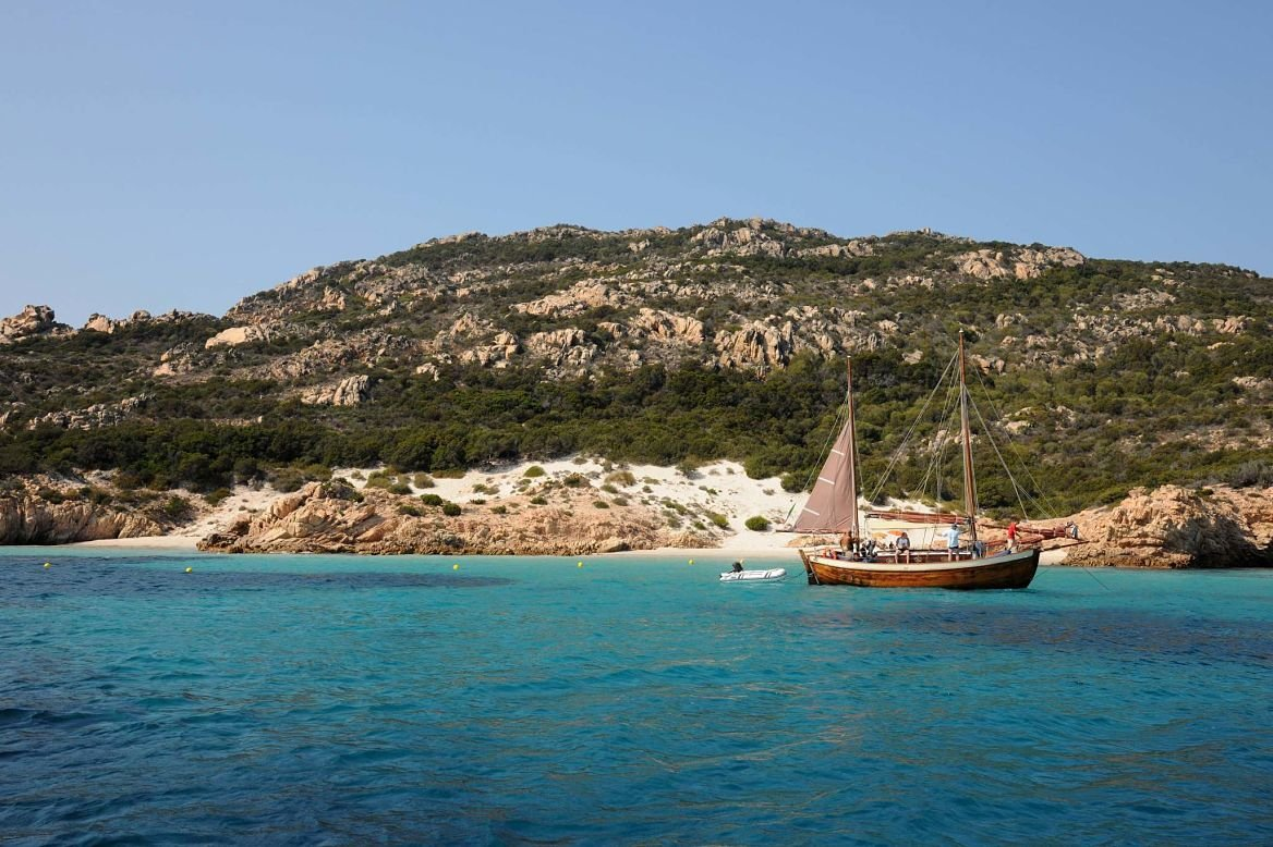 L'archipel de l'île Maddalena, Sardaigne
