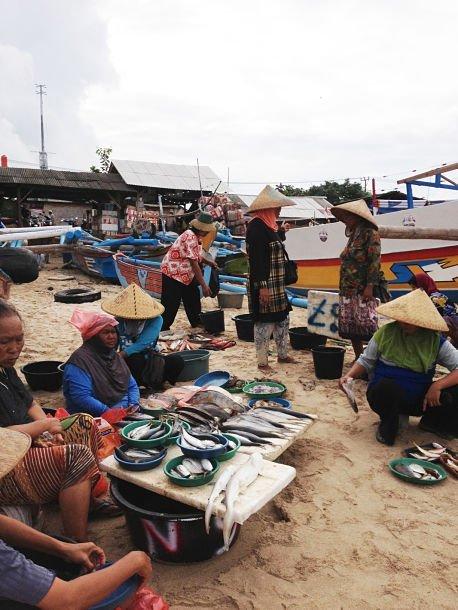 marché aux poissons Bali ©Marion Zipfel