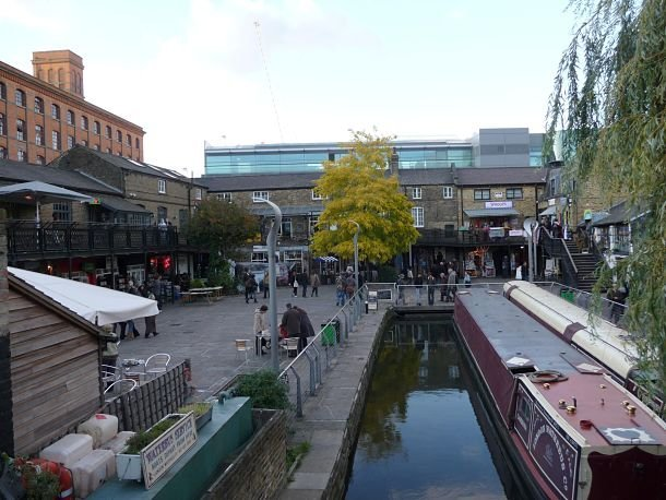 Waterbus de Camden Town ©R.Hamon londres enfants famille