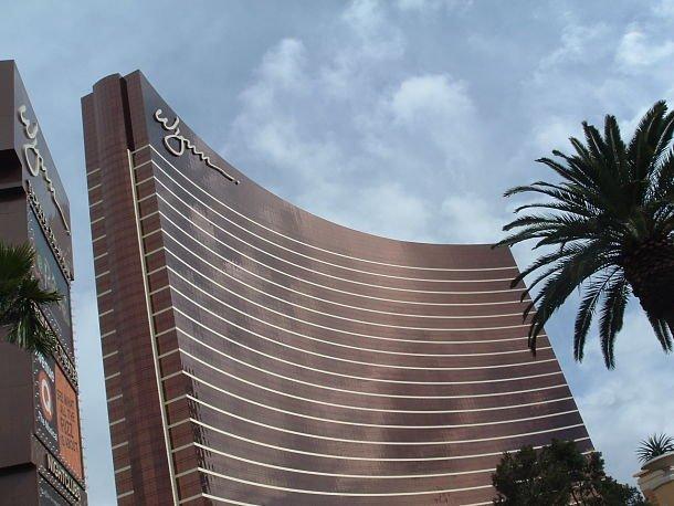 Wynn Las Vegas, luxueux hôtel-casino-boutiques de luxe et....terrain de golf ©Hamon