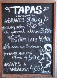 Barcelone Tapas au Piscolabis ©Crouzet