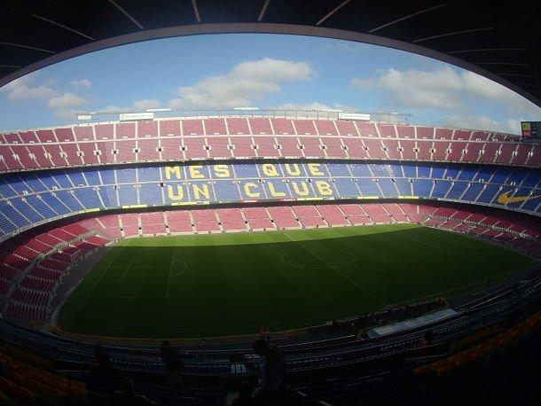 Le Camp Nu, Barcelone crédit: R.Hamon