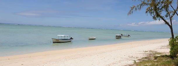 Rodrigues, la côte sud a des plages magnifiques sans fin © Crouzet