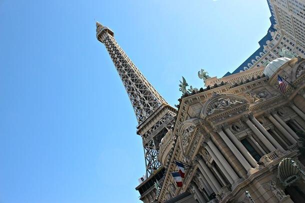 Paris? Non Las Vegas! ©Coralie Grassin