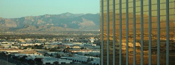 Tout est possible à Las Vegas!