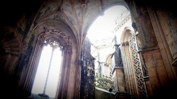 Batalha, chapelle inachevée
