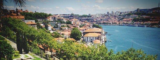 Road trip ensoleillé de Porto à Lisbonne (1/5)