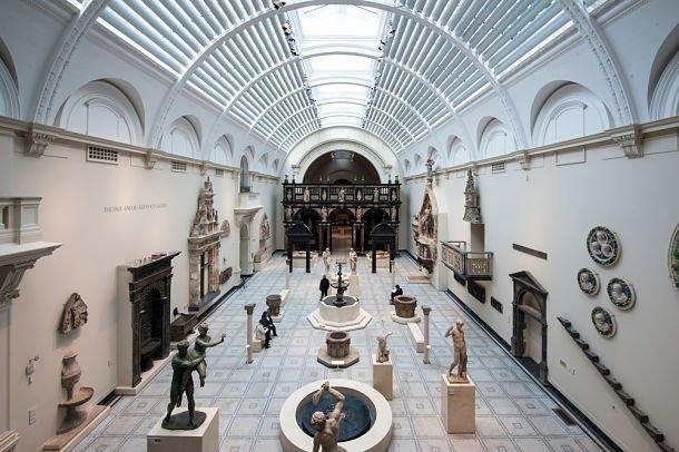Le Victoria & Albert Museum ©Shutterstock