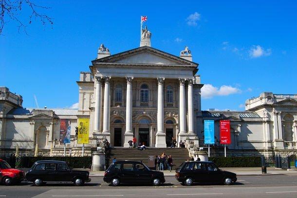 Tate Britain ©Shutterstock
