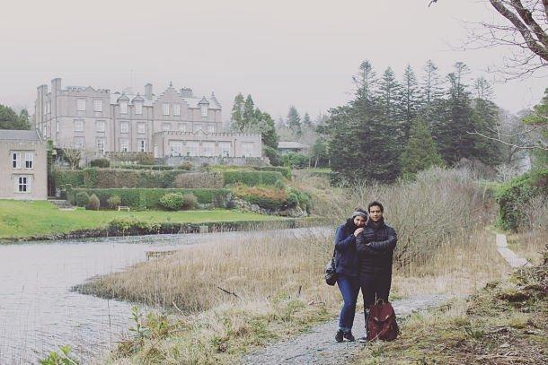 Ballynahinch Castle, Irlande ©Burn Me Baby