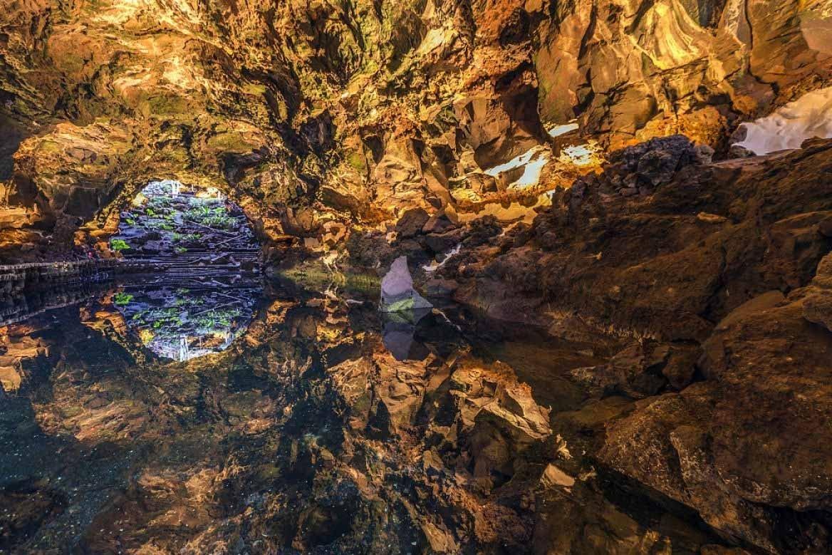 Los Jameos del Agua, Lanzarote