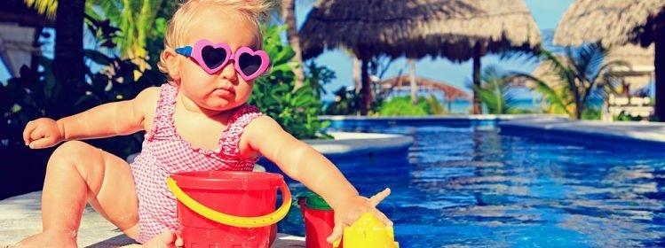 Partir en Guadeloupe avec bébé