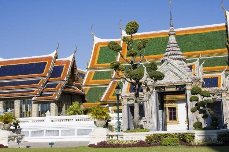 Grand Palace, Bangkok, Thaïlande