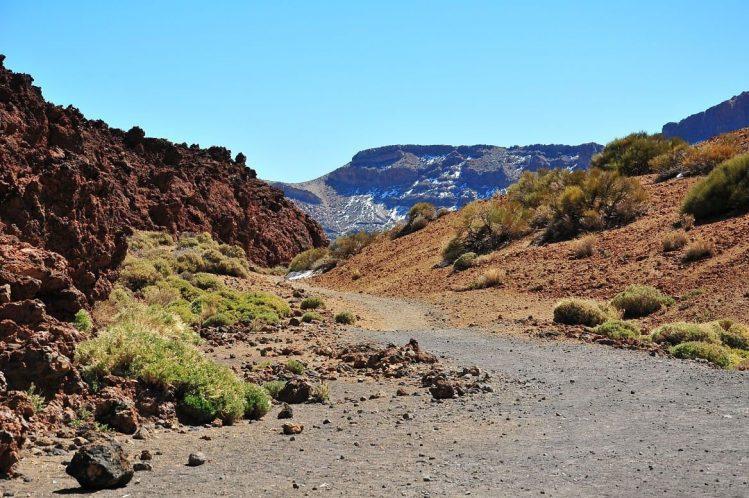 Parc National du Teide, Tenerife, Îles Canaries