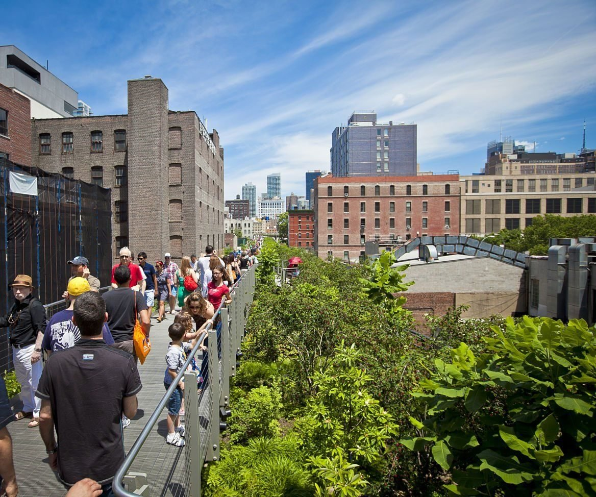 Balade sur la High Line, Chelsea, New York ©Stuart Monk/Shutterstock